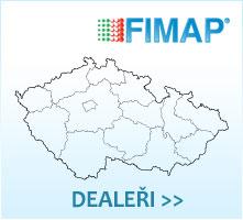 FIMAP - Prodejní a servisní síť