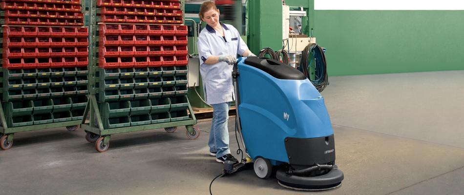 Podlahový mycí stroj Fimap My50