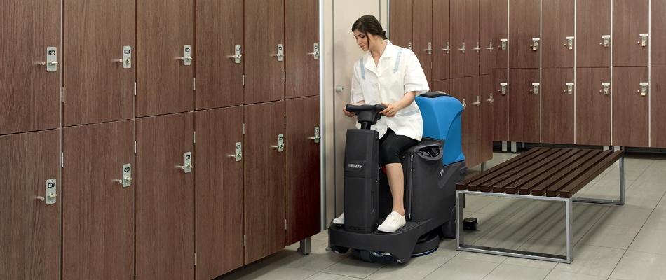 Podlahový mycí stroj Fimap Mxr