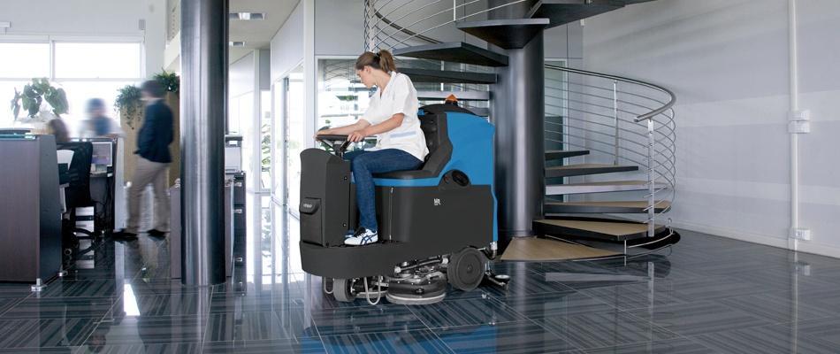 Podlahový mycí stroj Fimap Mr