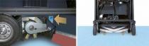 Fimap FS100 - Hlavní kartáč