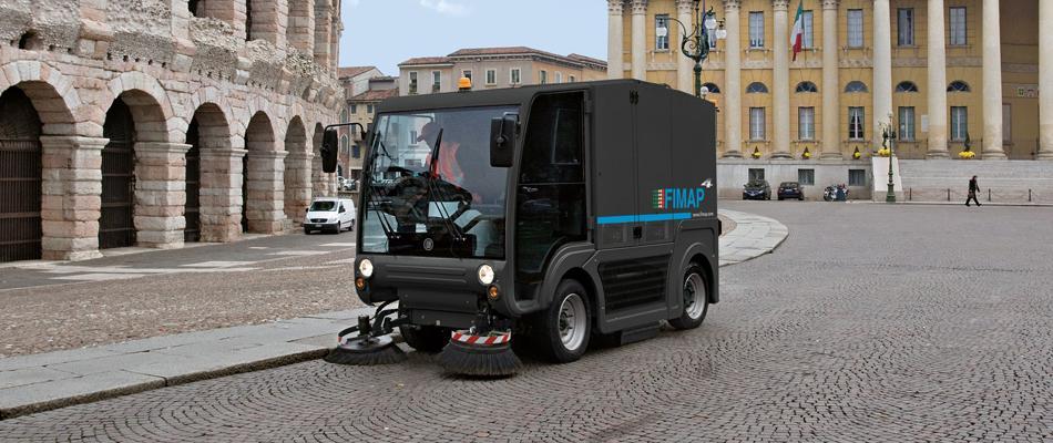 Zametací stroj FIMAP4