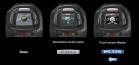Fimap Maxima - Provedení ovládacího panelu