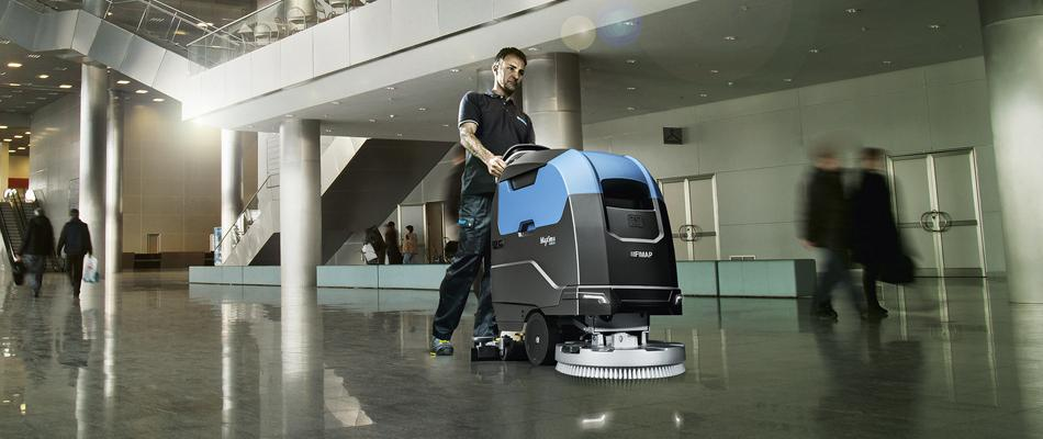 Podlahový mycí stroj Fimap Maxima